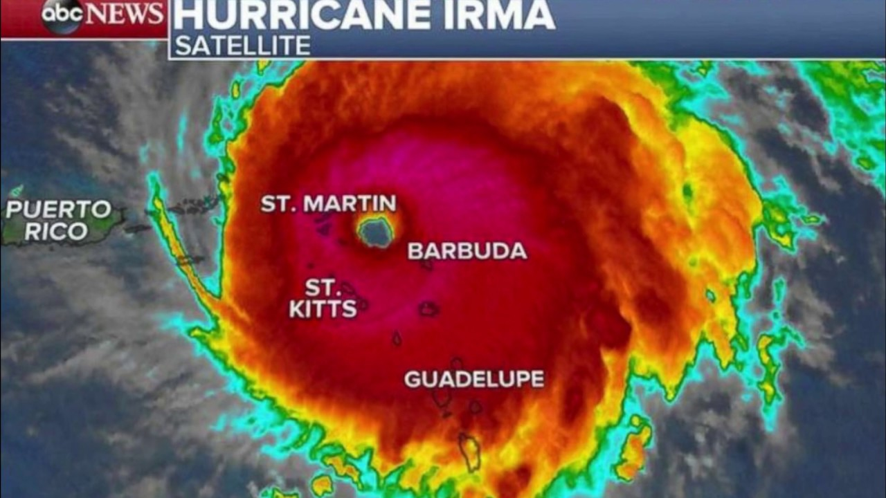 The Be Foundation: Telling Our Hurricane Irma Story | Antigua & Barbuda