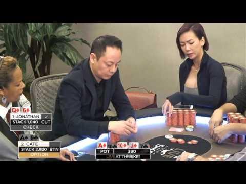 Vip Casino Host Jonathan Ing Burns Poker Hottie Athena