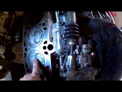Motor 1,6 offen