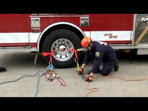 Basic Low Angle Rope Rescue