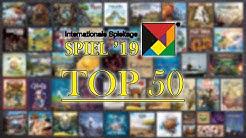 Spielemesse Essen 2019 - TOP 50 - Brettspiele