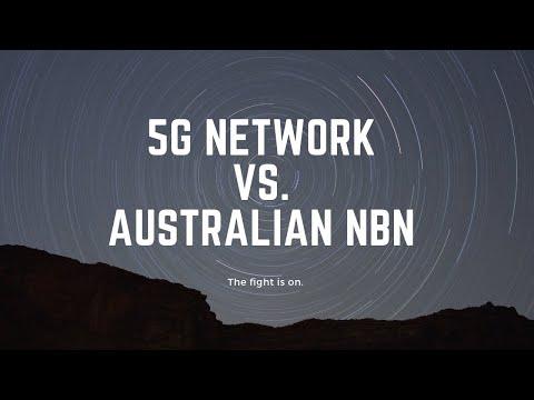 5G Mobile Network Vs. NBN Co Australia   Tech Man Pat
