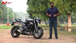 Triumph Street Triple RS Test Ride Review - Autoportal