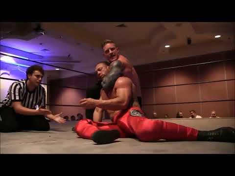 Atomic Wrestling - Wes Brisco vs. Sam Shaw - 4/20/2018 - Cocoa FL (FULL MATCH)