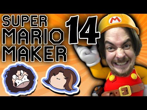 Super Mario Maker: Living the Dream - PART...