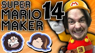 Super Mario Maker: Living the Dream - PART 14 - Game Grumps