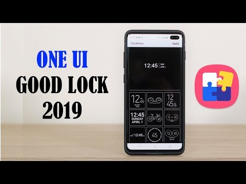 Good Lock For Samsung One Ui - 2019 Update - Full Review