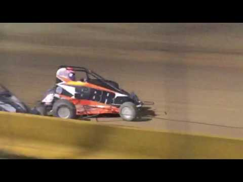 Hamlin speedway - Johnny Smith - 600 Micro feature 9-17-16