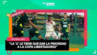 Universitario cayó 3-0 contra Defensa y Justicia en Argentina por la Copa Libertadores | AL ÁNGULO