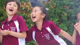 快乐的孩子们-柏朗思观澜湖国际学校