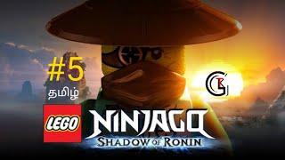 Lego Ninjago Shadow of Ronin Gameplay Tamil #5