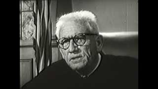ABC Sunday Night Movie promo Judgement at Nuremberg 1965
