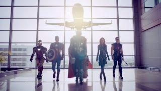 Pegasus'la Süper Kahraman Gibi Uç! – Süper Kahramanlarla Güvenlik Videosu #flypgsmarvel