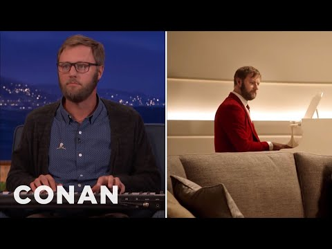 Rory Scovel Can't Play The Piano  - CONAN on TBS