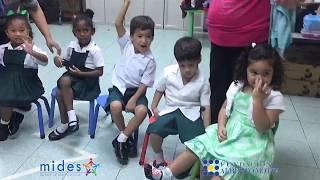 Niños CAIPI Pasitos al Triunfo, Panamá