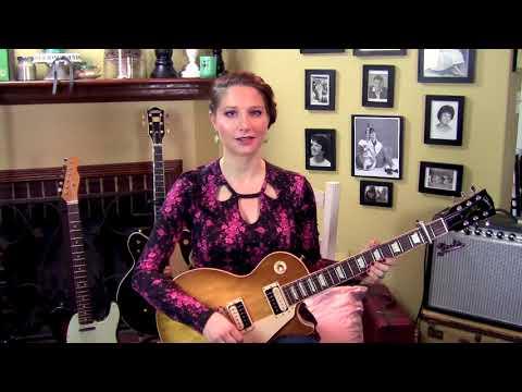 The Smiths-Sheila Take A Bow-Guitar Lesson-Allison Bennett