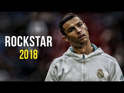 Cristiano Ronaldo ● Rockstar 2018 - Post Malone ft 21 Savage