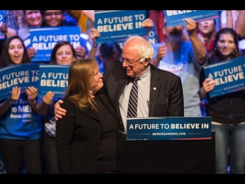 BERNIE AND JANE SANDERS ARE NOT SUBJECTS OF FBI PROBE: Clinton Was Subject of FBI Email Probe