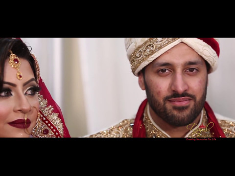 Best Muslim Asain Wedding Highlight/Mehdi & Sanam Wedding Highlights