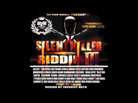 Lady Banks - Ndiri Munhu - Silent Killer 3 Riddim 2015 (Mount Zion Rec - Tman)