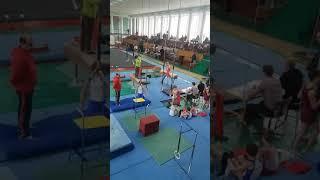 Спортивная гимнастика 3 взрослый разряд(1)