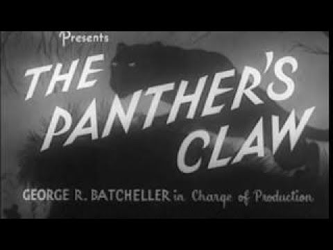 The Panthers Claw - 1942 Film
