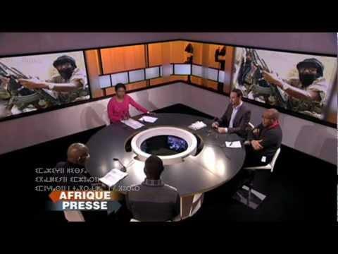 Le point sur la crise de l'Azawad (nord Mali) TV5 RFI Afrique Presse