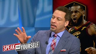 Chris Broussard on Cleveland dropping Game 1 and expectations for Game 2 | SPEAK FOR YOURSELF
