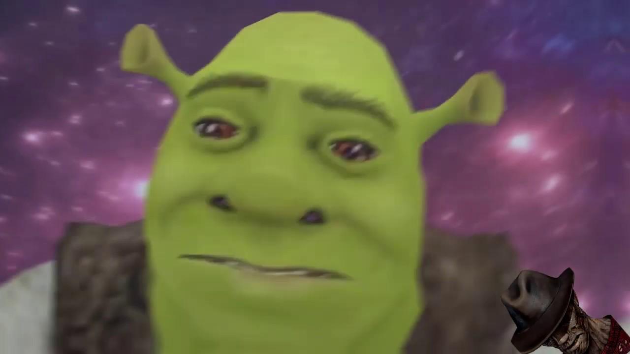 Shrek Vs Spiderman Youtube