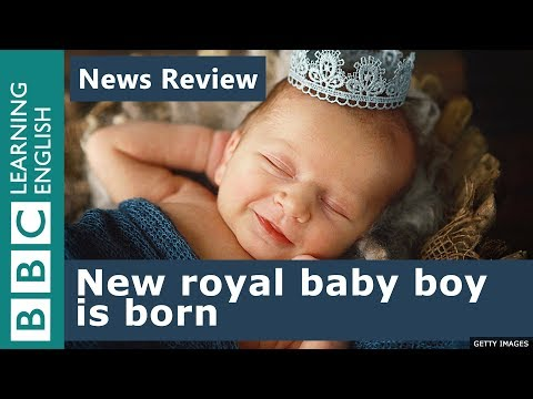 New royal baby boy is born
