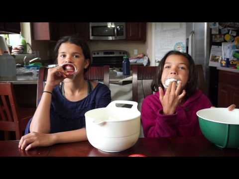Nasty Chubby Bunny Mouthguard Challenge!!