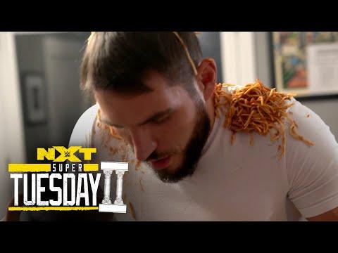 Tegan Nox's dinner with The Garganos turns awry: NXT Super Tuesday II, Sept. 8, 2020