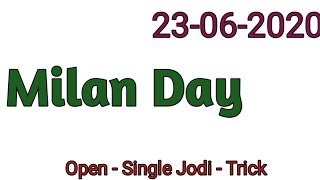 23 June 2020 Milan Day Today,