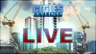 Ogarniamy mody do Cities SKylines! - Na żywo