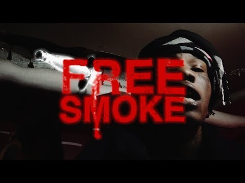 Lil Wop Aka The Wopster Ft. Chuck Thottie - Free Smoke (Official Music Video)