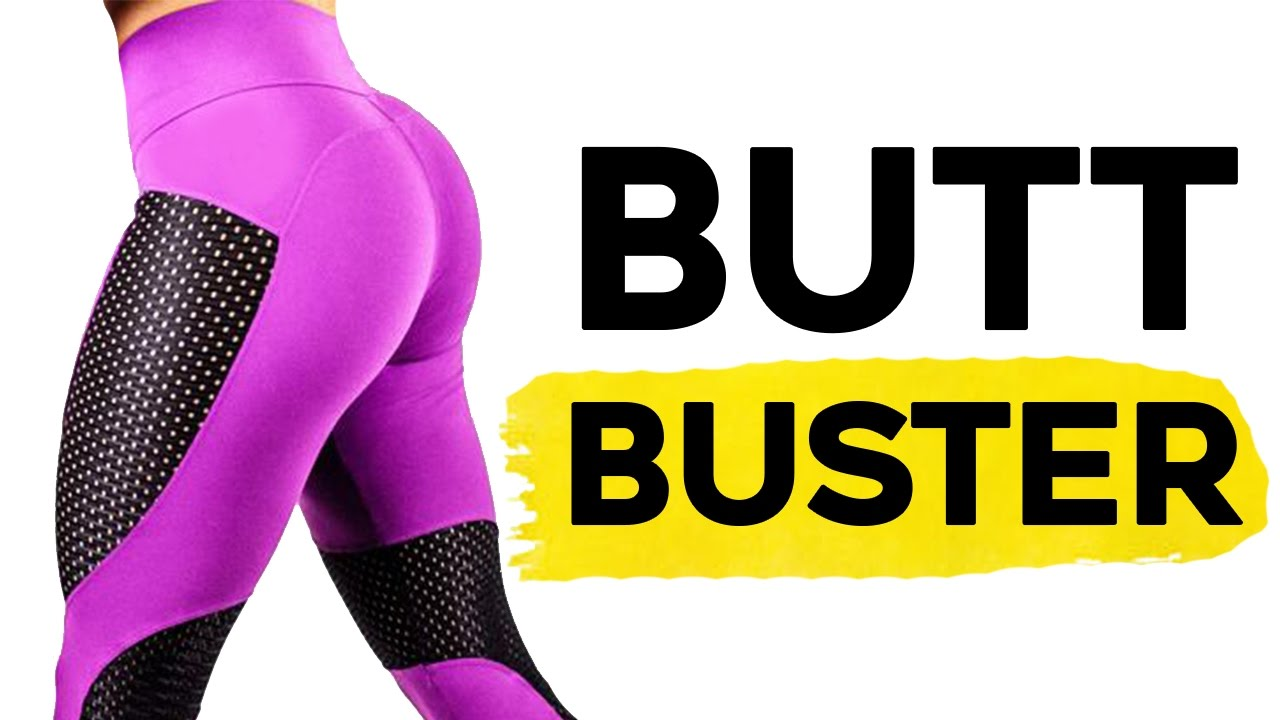 How To Get A Bigger Bum  4 Bigger Butt Workouts To -2983