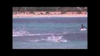 Equipo Masculino en I Juegos de Mar y Playa 2013