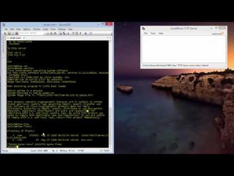 How To Upgrade IOS on Cisco Switch
