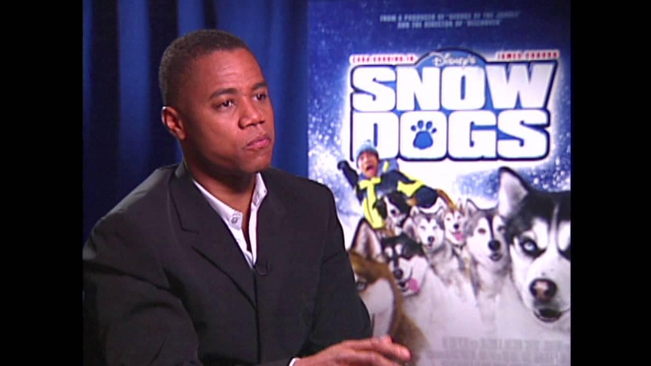 Cuba Gooding Jr Snow Dogs