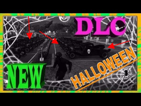 GTA ONLINE - Test Halloween DLC Vehicles EARLY*NEW* GTA 5 MODDED JOB (GTA 5 GLITCHES) 1.41