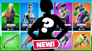 RANDOM *HALLOWEEN* SKIN CHALLENGE in Fortnite Battle Royale