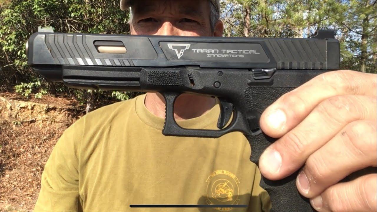 John Wick TTI Glock 34 Combat Master