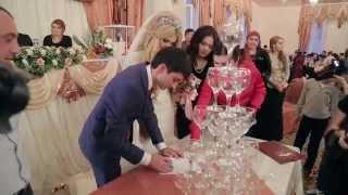 Свадьба в Дагестане! (Камиль и Заира)