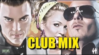 Gabry Ponte ft. Pitbull and Sophia del Carmen - Beat on my drum (Club Mix )