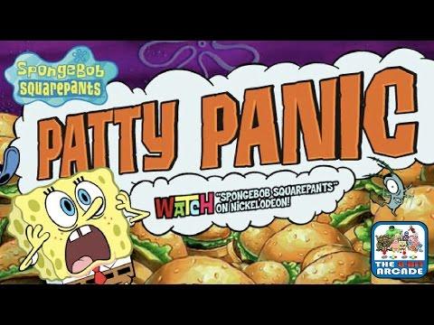 SpongeBob SquarePants: Patty Panic - Make Giant Burgers (Nickelodeon Games)
