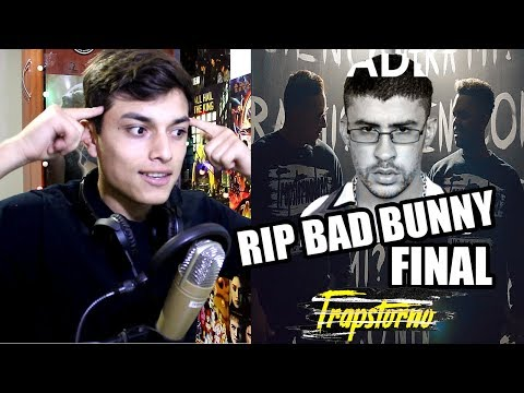 Redimi2 – Trapstorno 6 (RIP BAD BUNNY ) – Quien Contra Mi (video oficial) feat El Leo Reaccion