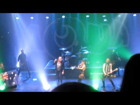 Aqua - 'Sucker For A Superstar' live at the Palace Theatre, Melbourne, Australia - 15 March 2012