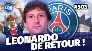 Leonardo de retour au PSG ! - Replay #503 - #CD5