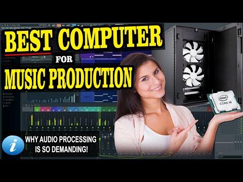 The Best Computer For Music Production - What's Needed And Why!