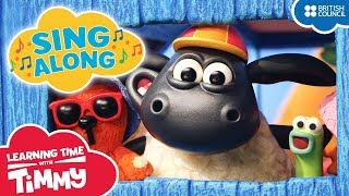 Singalong Songs for Children | Learning Time with Timmy | Nursery Rhymes | Cartoons for Kids